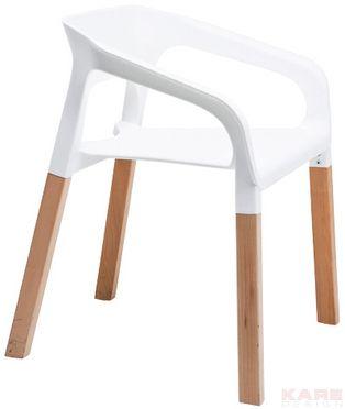Chair Rack White