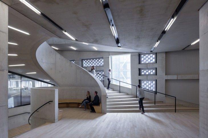 Tate Modern Switch House by Herzog & de Meuron