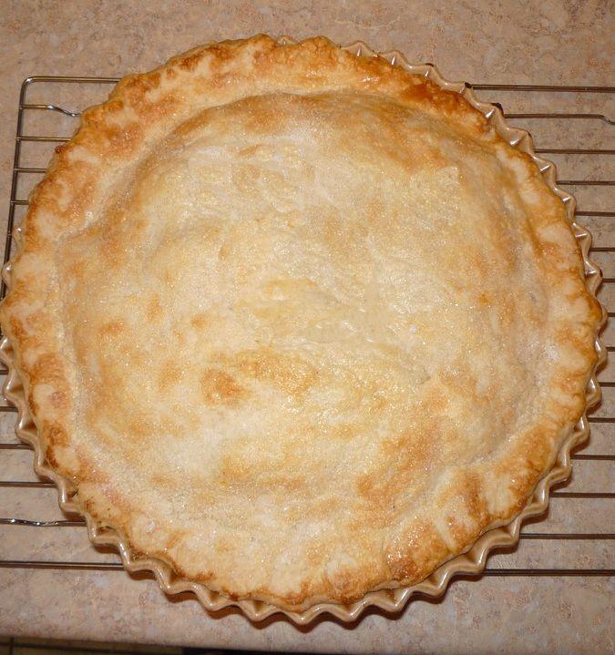 Patatopita - Greek Traditional Potato Pie!