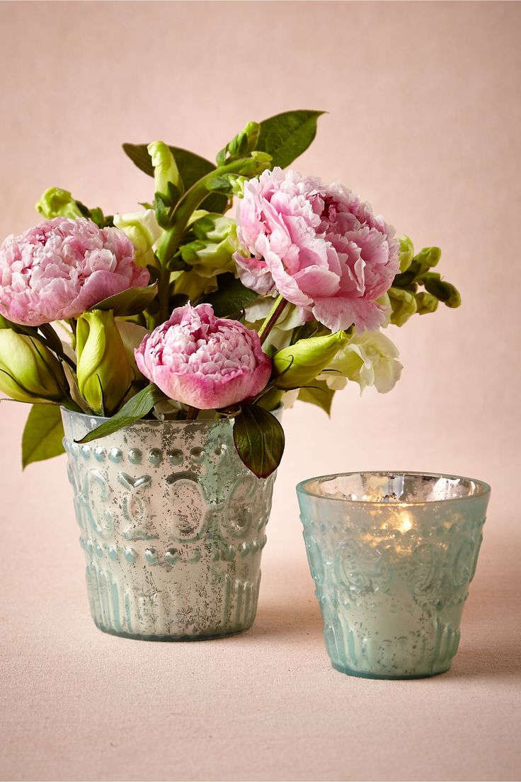 Painted Mercury Vessels in Sale Décor at BHLDN