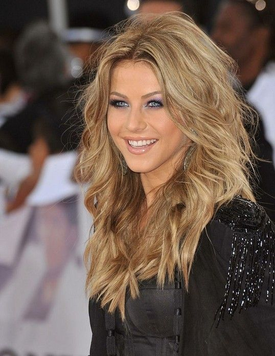 Blunt, Layered Long Hair Styles: Women Long Hairstyles 2015
