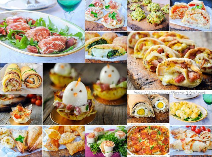 Antipasti pasquali ricette sfiziose facili e veloci vickyart arte in cucina