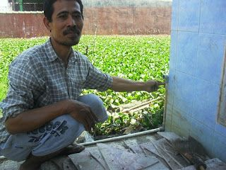 Bupati Tutup Mata, Warga Desa Jeruk Sari Hadapi Lebaran Tanpa Air Bersih