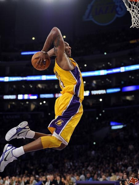Best Dunks Of All Time - Kobe Bryant - Gemz.it