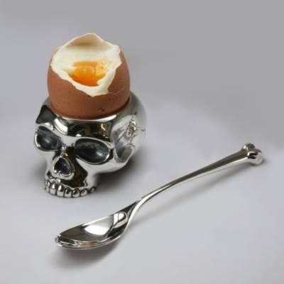 Egg holder.