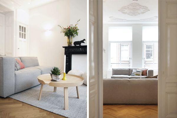 Een verdieping van een herenhuis | Interieur design by nicole