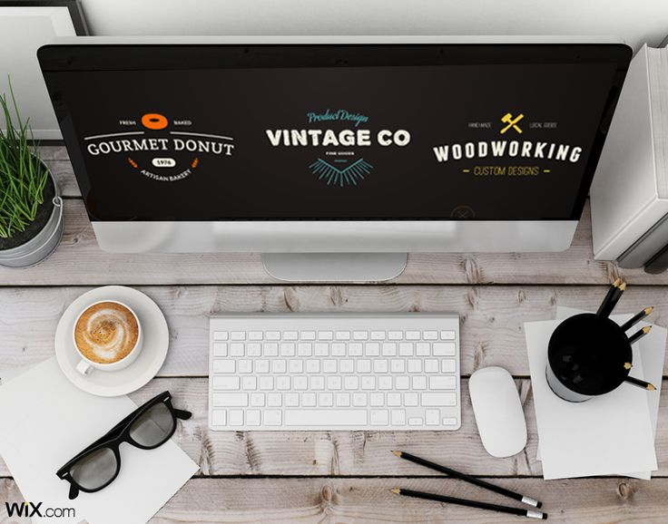 There are lots of great online resources that make it easy for anyone to design their own fabulous logo. Here are a few free online tools to help you design your own logo: