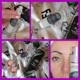 Tinkerbell Total Beauty......Il Blog di Trilly: Rewiev Siero borse e occhiaie Mia Cosmetici