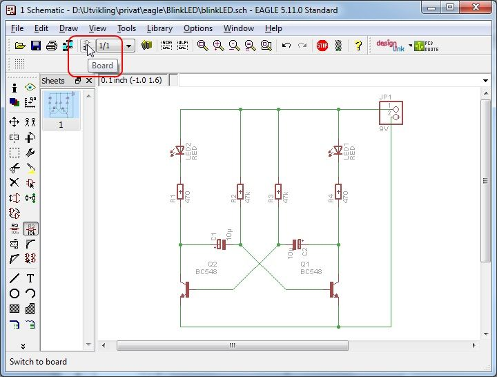 A step-by-step PCB design tutorial on how to design a PCB layout in Eagle. This simple tutorial will teach you how to design a PCB.