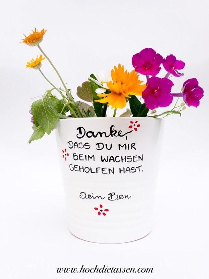 Educador de vasos de flores, obrigado berçário, educador de presentes, mãe do dia, obrigado por me ajudar a crescer, cultivando flores