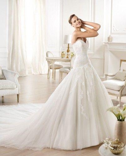 vestido de #noiva coleção #pronovias #glamour ONDARA #casarcomgosto
