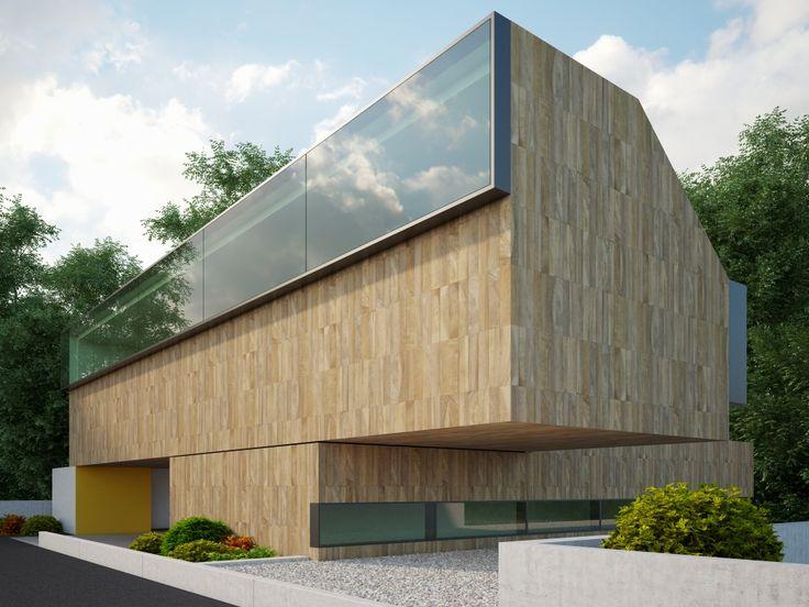158 mejores im genes sobre azulejos para fachadas en - Mejor revestimiento para fachadas ...