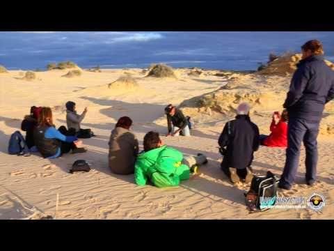Harry Nanya Tours authentic Mungo National Park experience