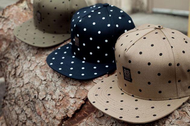 Stussy Deluxe Spring 2013 Caps