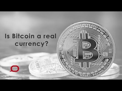 Is bitcoin a currency? In Conversation with Bitcoin expert and NYU Professor David Yermack