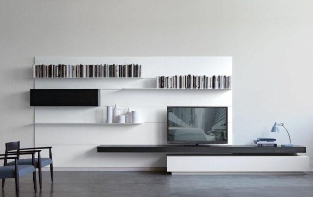 les 25 meilleures id es concernant meuble hi fi sur. Black Bedroom Furniture Sets. Home Design Ideas