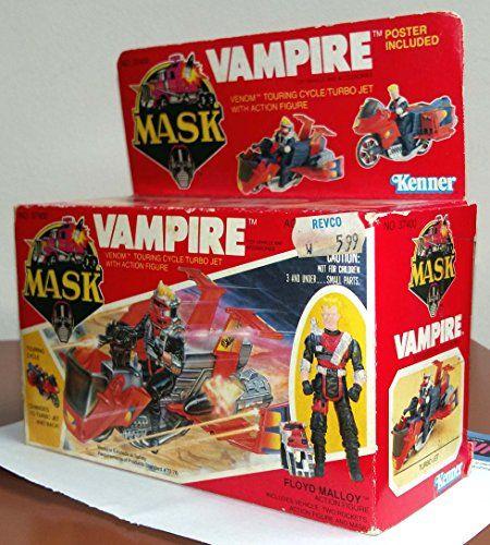 Vampire MASK Vehicle Toy