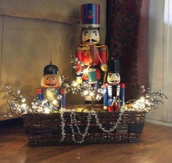 Giant Christmas Nutcrackers | Via Shawn Donovan McRae