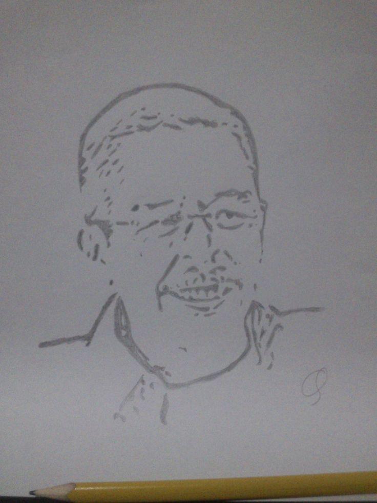 @amricoz ini dia imam besar kita di dunia bisnis,  pak @imrony_hidayat . hehe