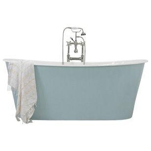 Transitional Bathtubs by Penhaglion Inc.