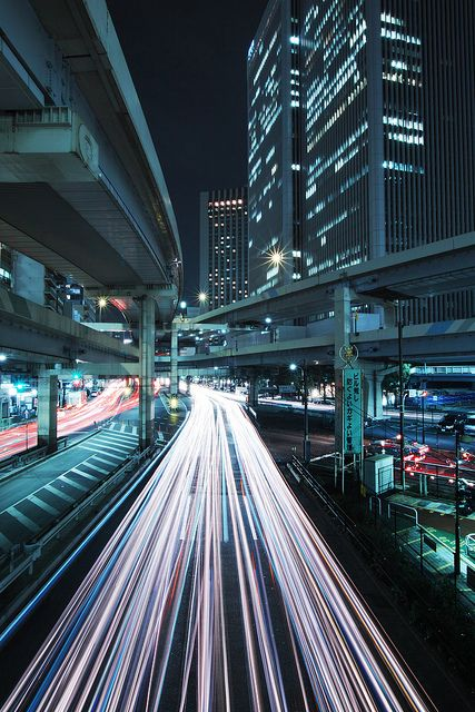 Tokyo Metropolitan Expressway, Japan | Let's take a #roadtrip! But first, we study: driving-tests.org