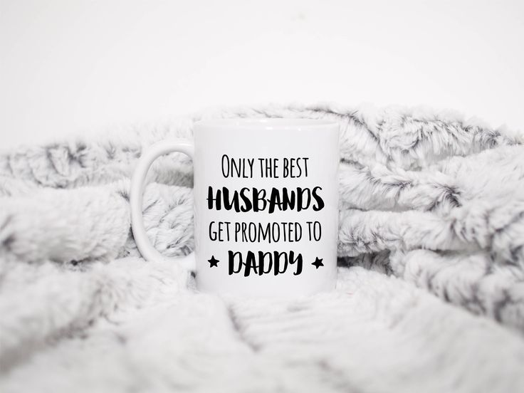 New Dad Mug,Daddy To Be,Husband Gift,New Dad Gift,Funny Gift For New Dad,Baby Shower Gift For Dads,Pregnancy Reveal,Dilf Gifts,New Daddy Mug by mhuglife on Etsy
