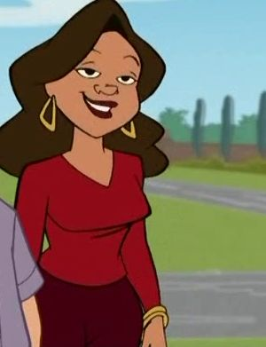 lacienega s mother sunset boulevardez from the proud family