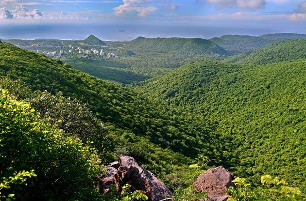 kabalakonda - 15 PLACES TO GO AROUND VIZAG.