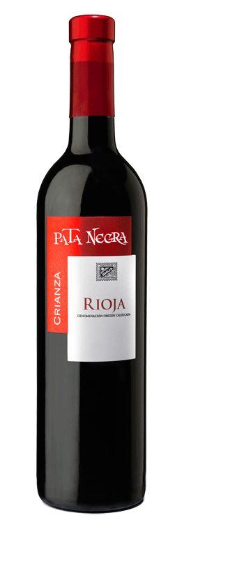 Pata Negra Rioja Crianza 2010.