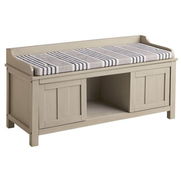 1000 ideas about storage benches on pinterest diy bench benches and farmhouse bench Gray storage bench