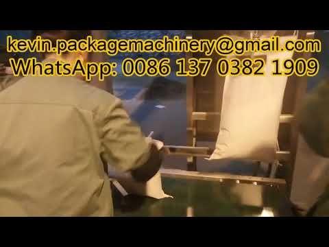 25kg Bag Packaging Machinery