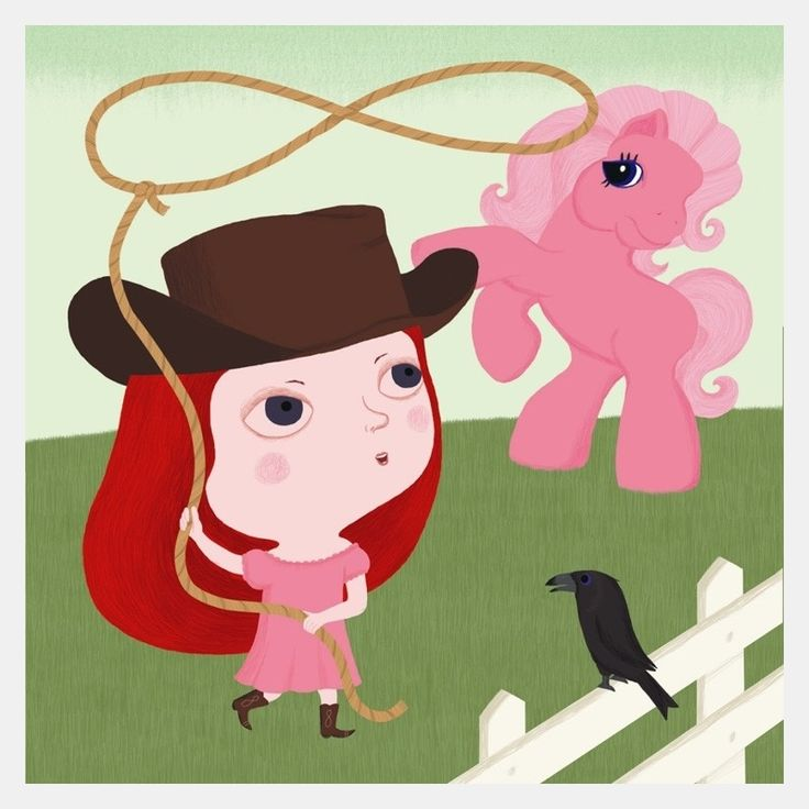 nathalie choux - cow girl