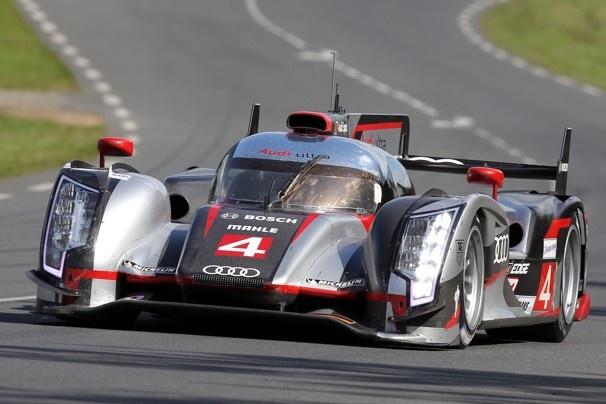 Les Mans Audi