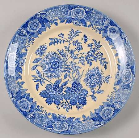 Spode Blue Room Garden Collection Pattern