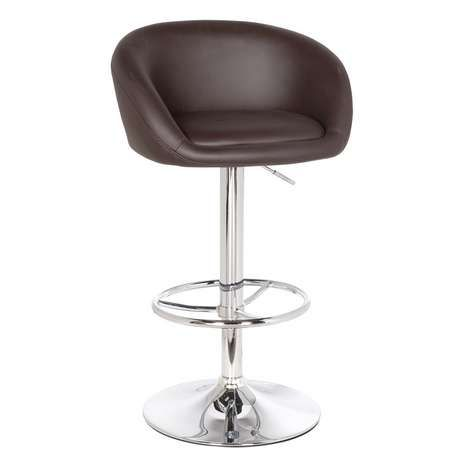 apollo upholstered gas lift bar stool 3