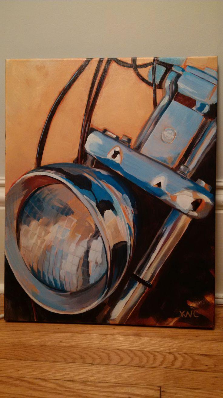 Yvonne Westerveld Cardoso 'One Sweet Ride'