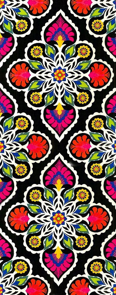 ~Mooie print via Equilter.com.~                                                                                                                                                     More