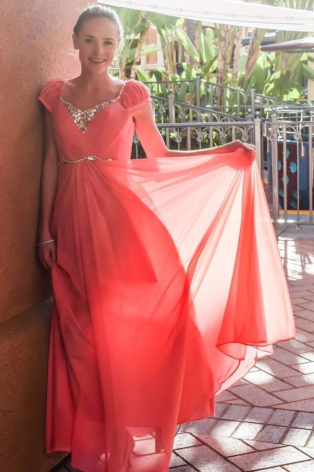 136 best Modest Prom Dresses images on Pinterest | Modest prom gowns ...