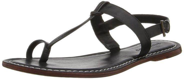 Bernardo Women's Maverick Toe Ring Sandal ^^ More infor at the link of image  : Women's Flats Sandals