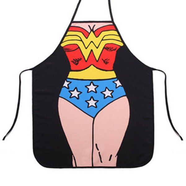 Funny Kitchen Cooking Necessary Women Creative Apron