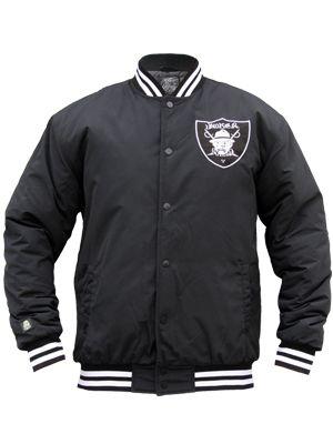 Joker Brand Raiders Baseball Jacket Hypesrus Com