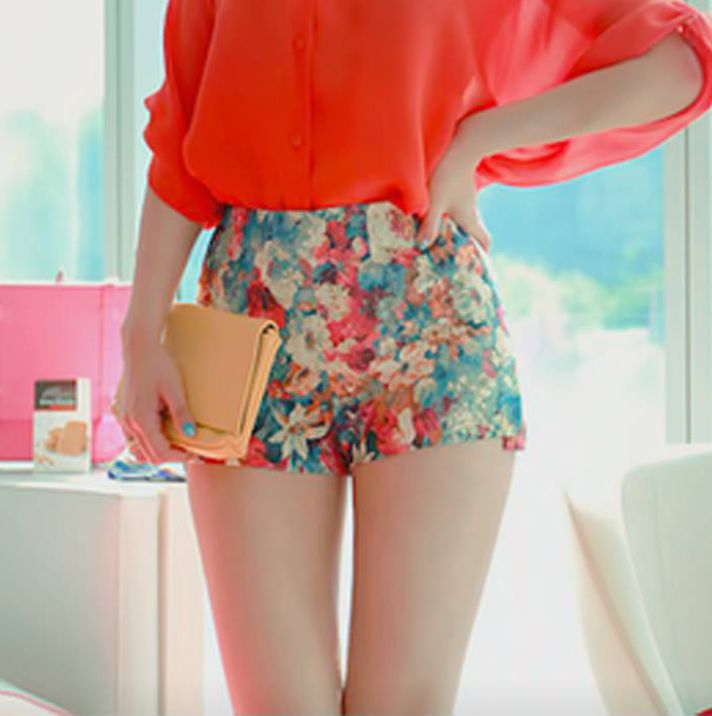 24 best high waisted shorts images on Pinterest