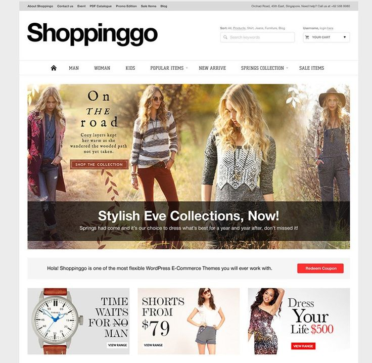 16 Best Premium WordPress eCommerce Theme