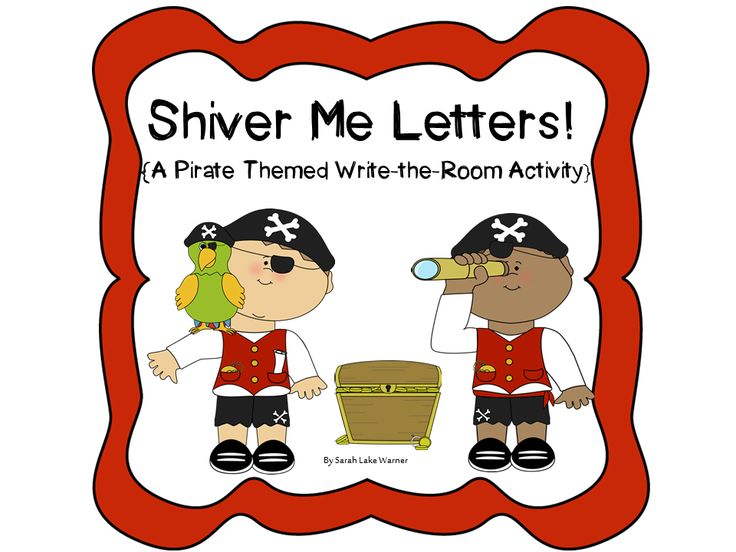 talk like a pirate day   a pirate themed alphabet write