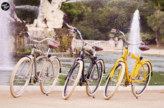 Hood Bikes, estilosas bicicletas cruiser Made in Barcelona