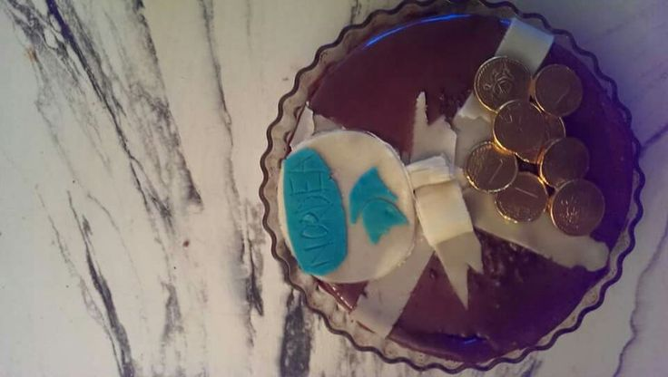 Cake for the banker