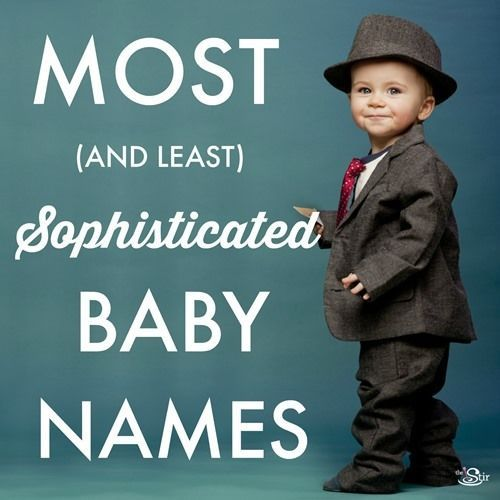 sophisticated girl names