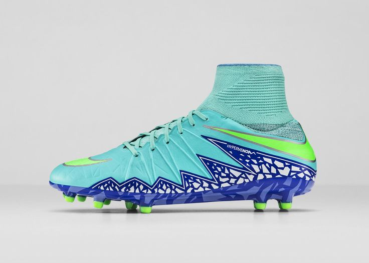 Women's Nike Hypervenom Phantom II. Coming in 2016.
