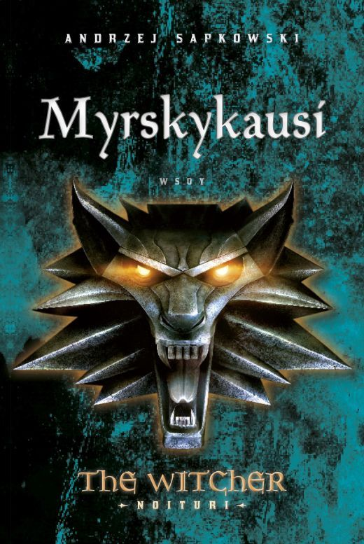 Myrskykausi (The Witcher – Noituri, #8) - Andrzej Sapkowski :: Julkaistu 31.5.2017 #fantasia #korkeafantasia