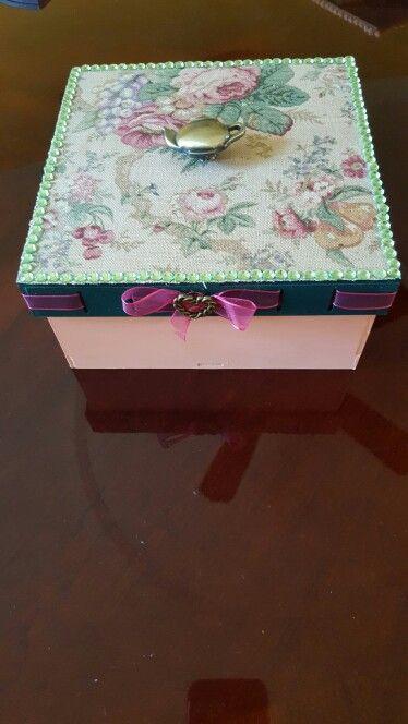 Caja vintage